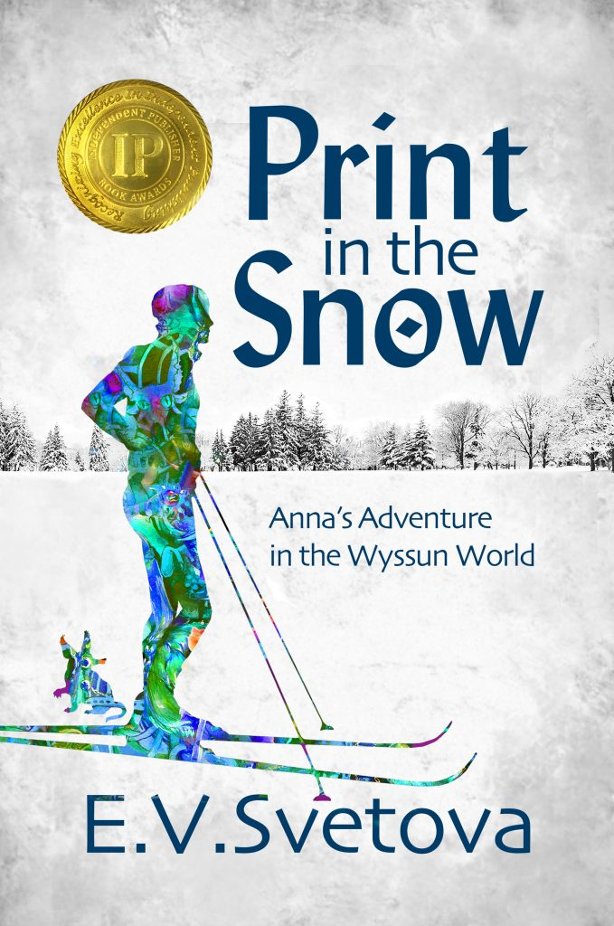 Print In The Snow: Anna's Adventure In The Wyssun World